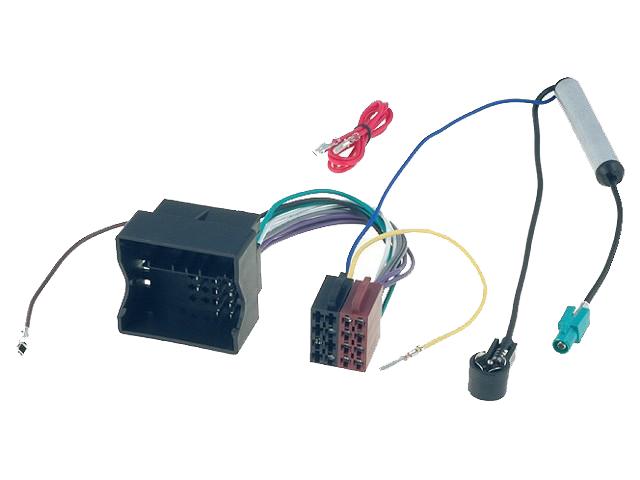 Adaptor ISO Quadlock Fakra Volkswagen | AutoDrop.ro [0]