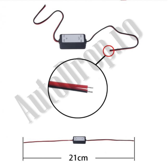 Filtru stabilizator pentru bruiaje Camera Marsarier [3]