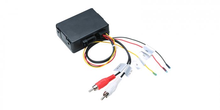 Adaptor Fibra Optica pentru Amplificator Audio BMW 0