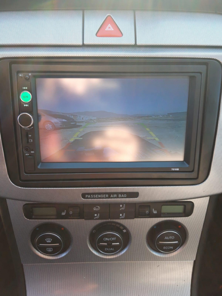 MP5 DVD Player Auto VW | Bluetooth, USB, Camera Marsarier 8