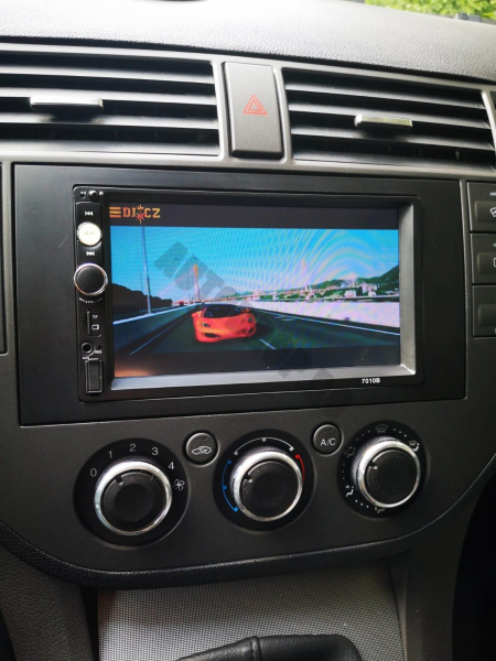MP5 DVD Player Auto FORD | Bluetooth, USB, Camera Marsarier 8