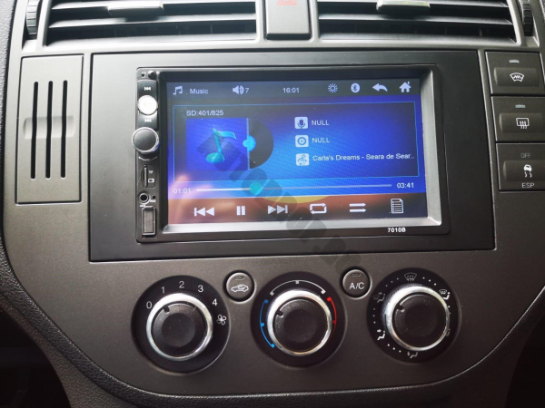 MP5 DVD Player Auto FORD | Bluetooth, USB, Camera Marsarier 9