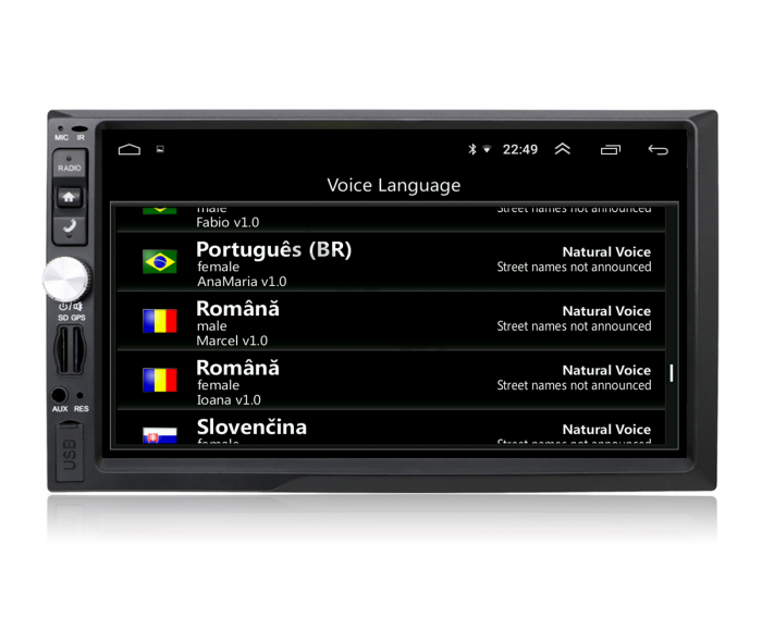 Navigatie Android 2DIN Octacore PX6   AutoDrop.ro [8]