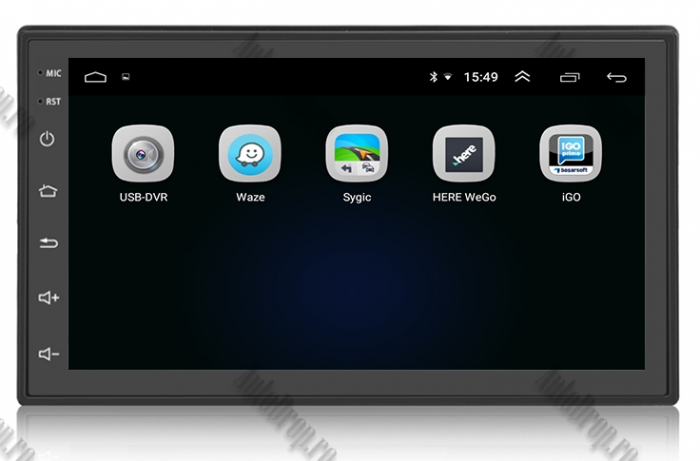 Navigatie Auto All-in-One 2DIN, Android 8.1 - AD-BGP1001 5