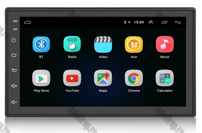 Navigatie Auto All-in-One 2DIN, Android 8.1 - AD-BGP1001 3