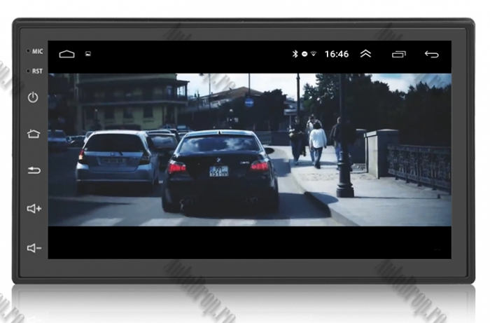 Navigatie Auto All-in-One 2DIN, Android 8.1 - AD-BGP1001 12