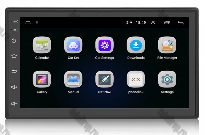 Navigatie Auto All-in-One 2DIN, Android 8.1 - AD-BGP1001 4