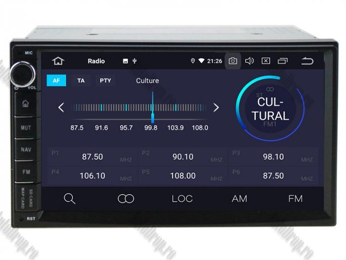 Navigatie Auto Universala Quadcore 2+16GB | AutoDrop.ro 3