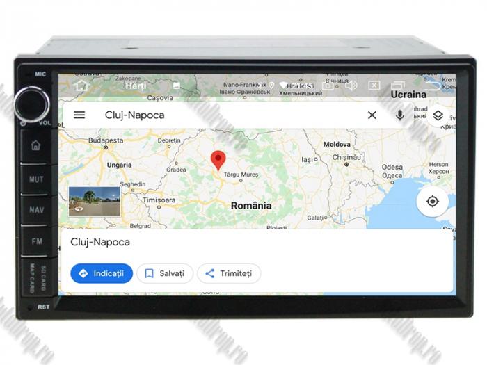 Navigatie Auto Universala Quadcore 2+16GB | AutoDrop.ro 11