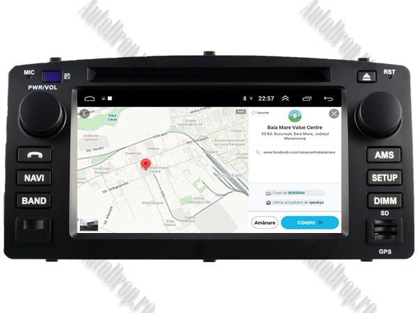Navigatie Dedicata Toyota Corolla 2000-2007 PX5   AutoDrop.ro 12