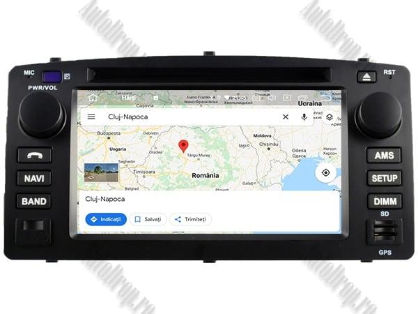 Navigatie Dedicata Toyota Corolla 2000-2007 PX30 | AutoDrop.ro 11