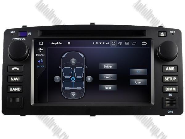 Navigatie Dedicata Toyota Corolla 2000-2007 PX30 | AutoDrop.ro 5