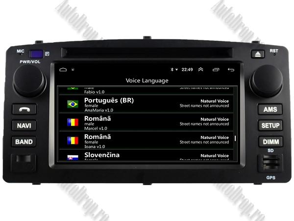 Navigatie Dedicata Toyota Corolla 2000-2007 PX5   AutoDrop.ro 15