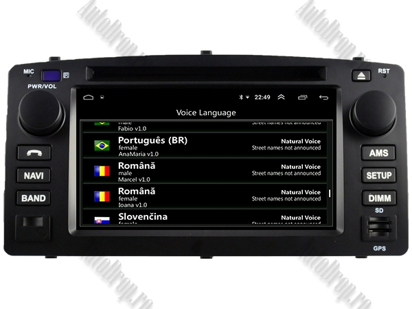 Navigatie Dedicata Toyota Corolla 2000-2007 PX30 | AutoDrop.ro 15