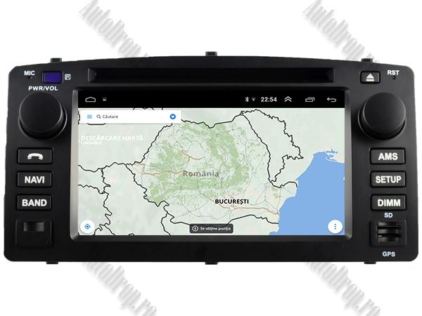 Navigatie Dedicata Toyota Corolla 2000-2007 PX30 | AutoDrop.ro 13