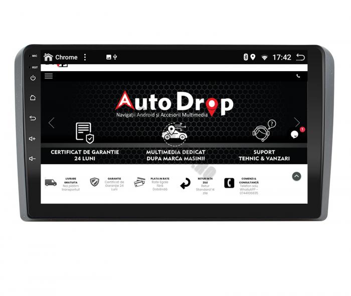 Navigatie Android Audi A3 PX6 | AutoDrop.ro [11]