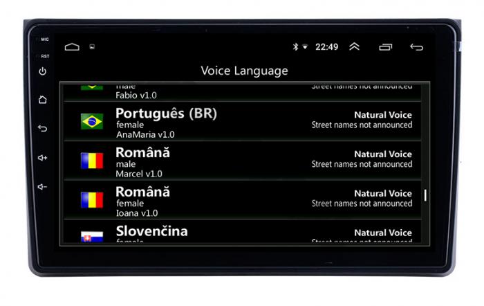 Navigatie Android Audi A4 PX6   AutoDrop.ro [5]