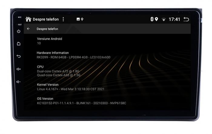 Navigatie Android Audi A4 PX6   AutoDrop.ro [15]