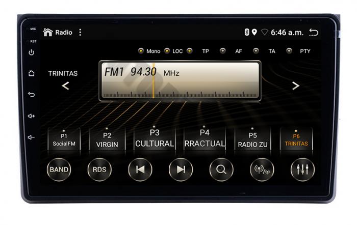 Navigatie Android Audi A4 PX6   AutoDrop.ro [3]