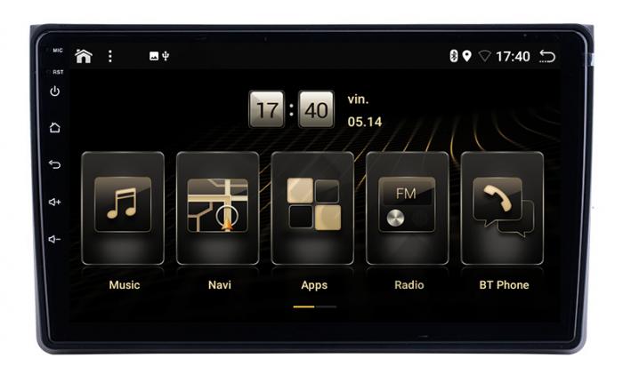 Navigatie Android Audi A4 PX6   AutoDrop.ro [1]