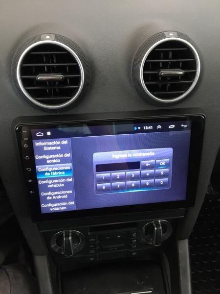 Navigatie Dedicata Audi A3 9 Inch Android | 2+32GB 15