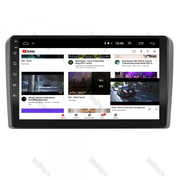 Navigatie Dedicata Audi A3 9 Inch Android | AutoDrop.ro 9