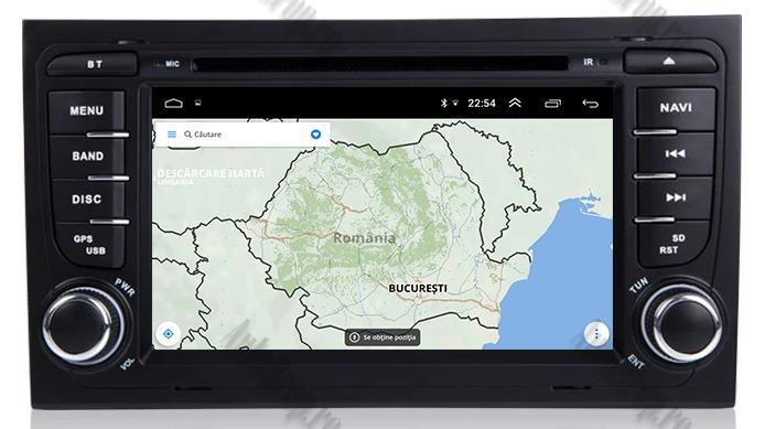 Navigatii Audi A4 - 4GB RAM + 64GB ROM | AutoDrop.ro 12