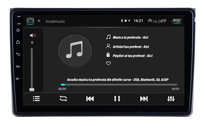 Navigatie Dedicata Audi A4 9 Inch Android | AutoDrop.ro 3