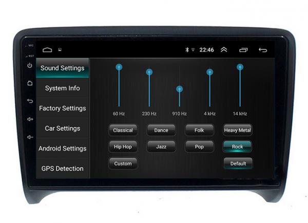 Navigatie Dedicata Audi TT 9 Inch Android | AutoDrop.ro 5