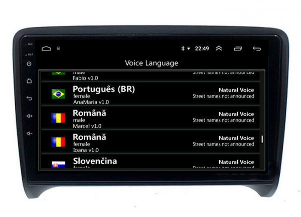 Navigatie Dedicata Audi TT 9 Inch Android | AutoDrop.ro 7