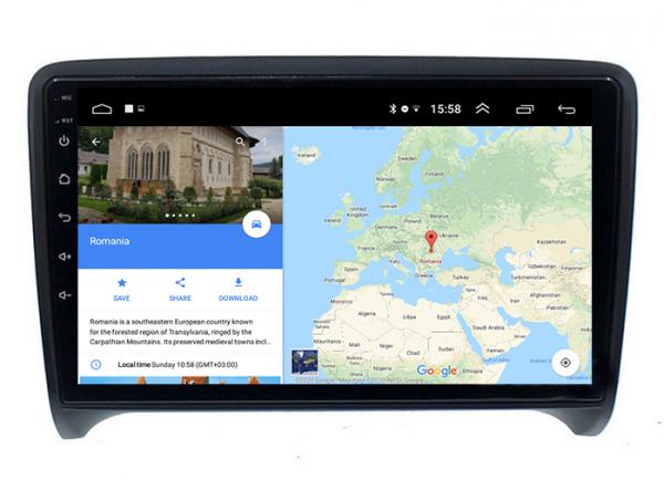Navigatie Dedicata Audi TT 9 Inch Android | AutoDrop.ro 11