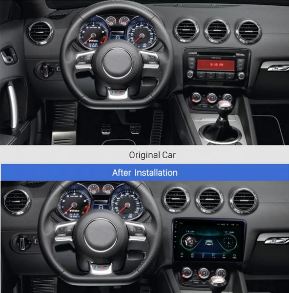 Navigatie Dedicata Audi TT 9 Inch Android | AutoDrop.ro 15