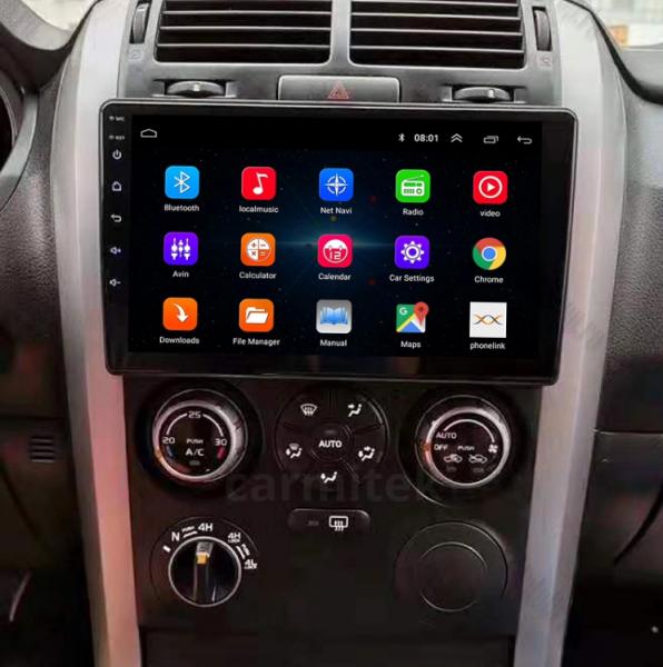 Navigatie Android Suzuki Grand Vitara | AutoDrop.ro 12