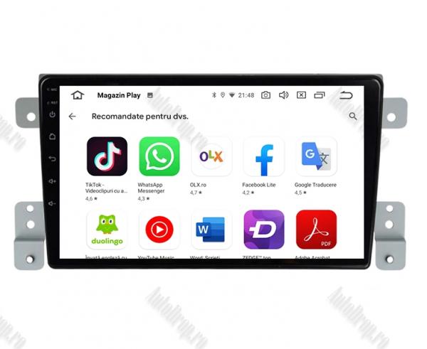 Navigatie Android Suzuki Grand Vitara | AutoDrop.ro 8