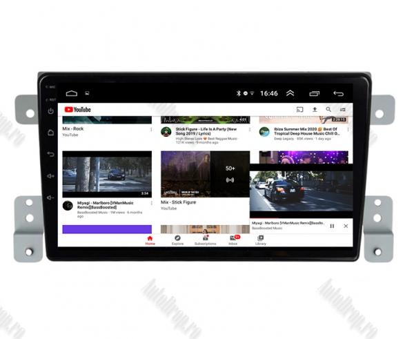 Navigatie Android Suzuki Grand Vitara | AutoDrop.ro 9