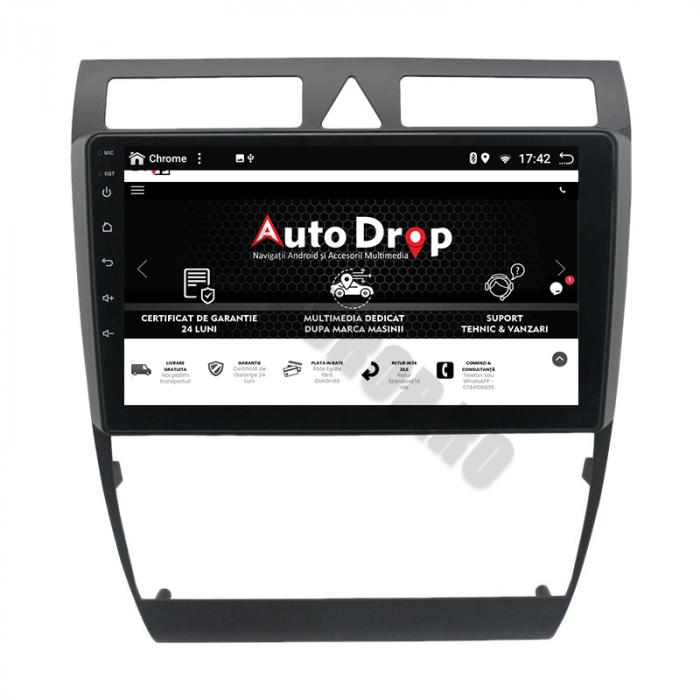 Navigatie Android Audi A6 PX6 | AutoDrop.ro [10]