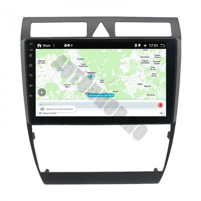 Navigatie Android Audi A6 PX6 | AutoDrop.ro [11]