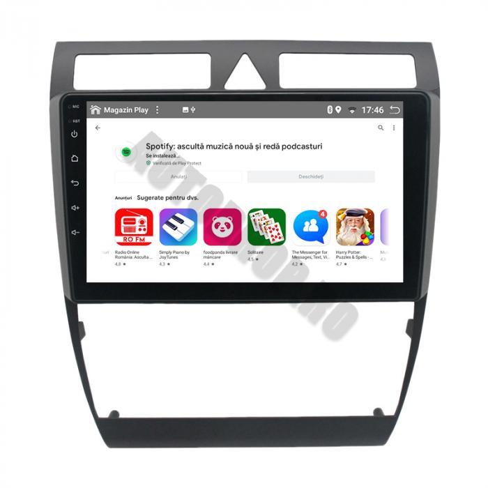 Navigatie Android Audi A6 PX6 | AutoDrop.ro [15]