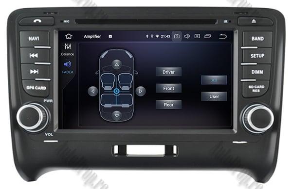 Navigatie Auto GPS Audi TT 4GB+64GB | AutoDrop.ro 8