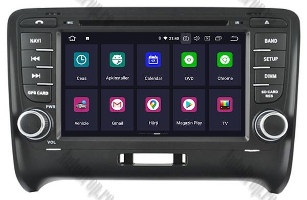 Navigatie Auto GPS Audi TT 4GB+64GB | AutoDrop.ro 2