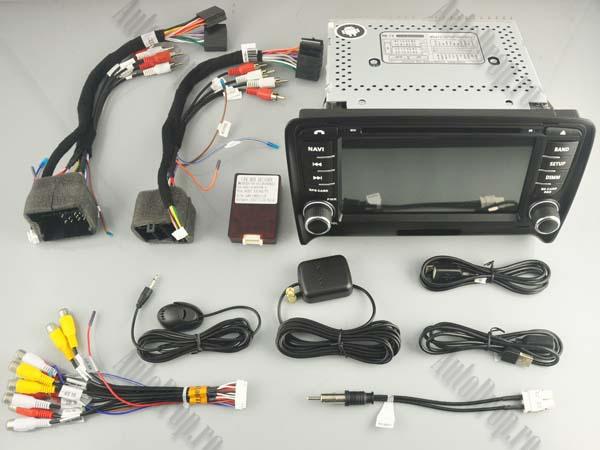 Navigatie Auto GPS Audi TT 4GB+64GB | AutoDrop.ro [17]