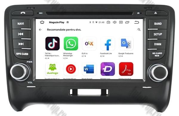 Navigatie Auto GPS Audi TT 4GB+64GB | AutoDrop.ro 10