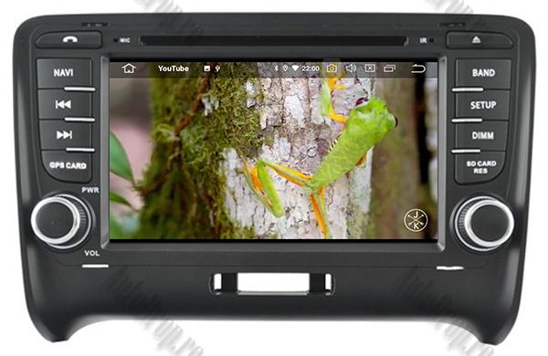 Navigatie Auto GPS Audi TT 4GB+64GB | AutoDrop.ro [15]
