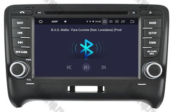 Navigatie Dedicata Audi TT PX30 Android 9 | AutoDrop.ro 6