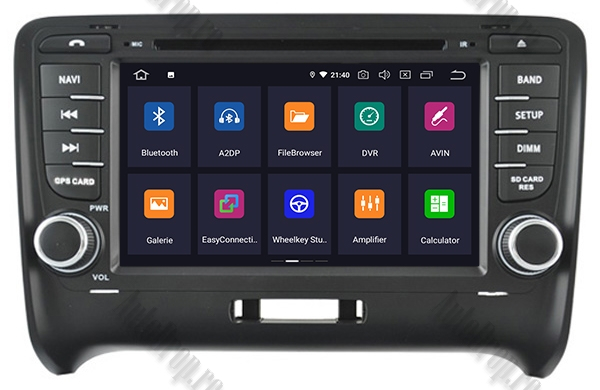 Navigatie Dedicata Audi TT PX30 Android 9 | AutoDrop.ro 1