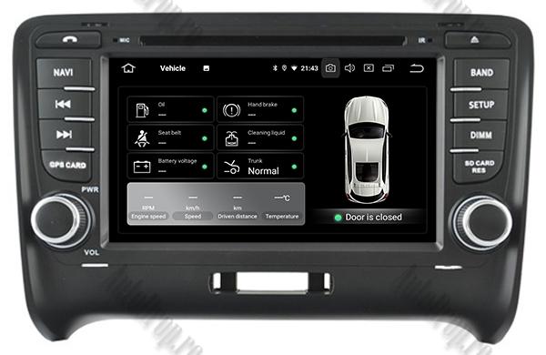 Navigatie Dedicata Audi TT PX30 Android 9 | AutoDrop.ro 10