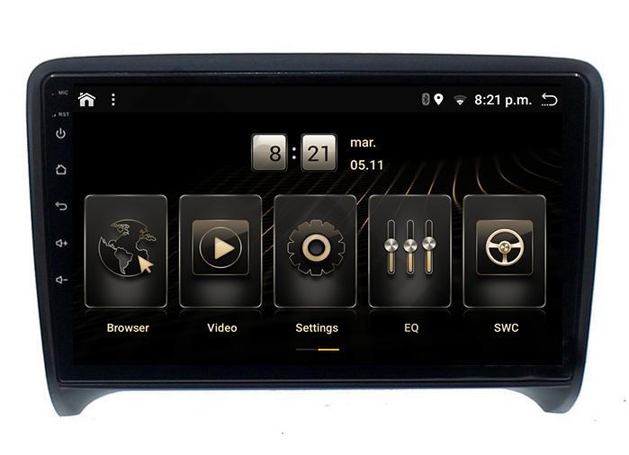 Navigatie Android Audi tt PX6 | AutoDrop.ro [2]