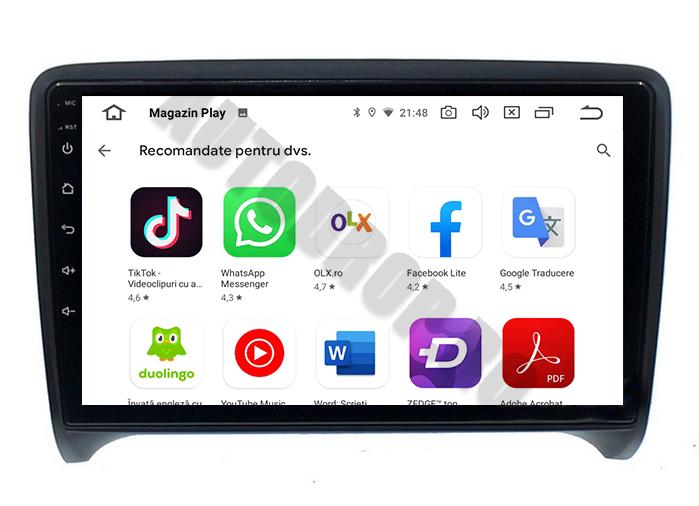 Navigatie Android Audi tt PX6 | AutoDrop.ro [12]