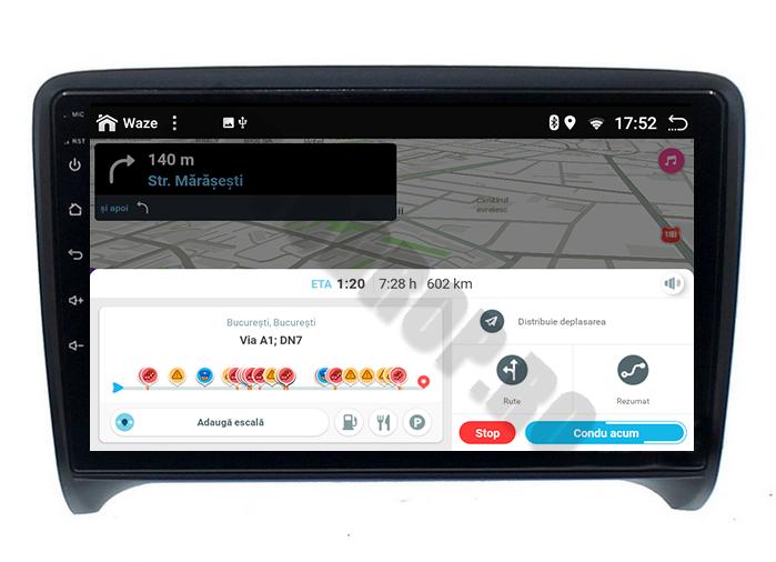 Navigatie Android Audi tt PX6 | AutoDrop.ro [10]