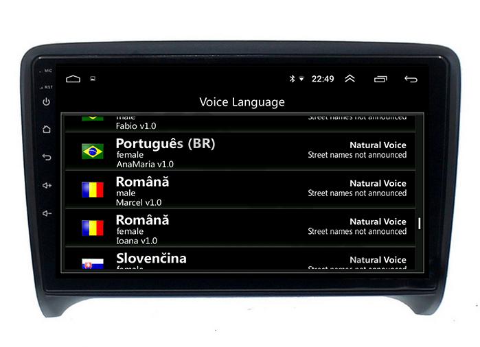 Navigatie Android Audi tt PX6 | AutoDrop.ro [14]